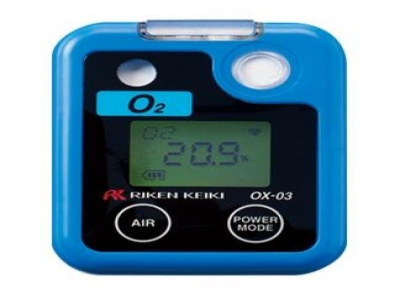 OX-03日本理研氧气检测仪